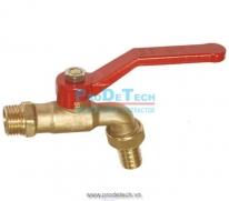 Brass  garden taps